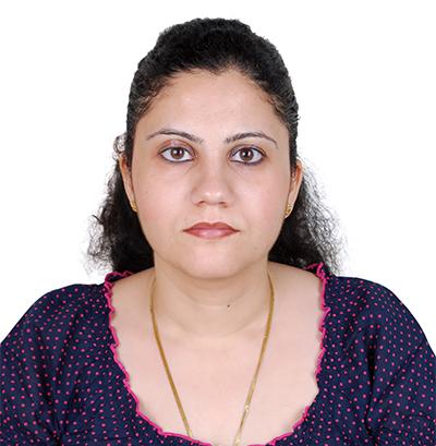 Prof. Shivani Bhattacharjee, Faculty member Global IIE Bangalore