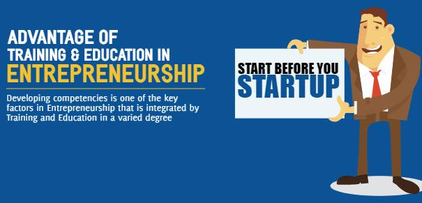 Advantage of Entrepreneurship management